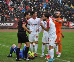 TFF 3. Lig: UTAŞ Uşakspor: 1 - Baysal İnşaat Düzyurtspor: 0