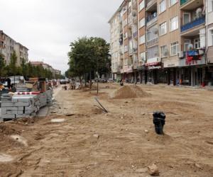 Kırşehir'de nezih cadde ve yollar olacak