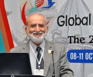 """Prof. Dr. Salim Al Hassani: """"İslam medeniyeti bilimsel ve teknolojik yeniliklerin öncüsüdür"""""""