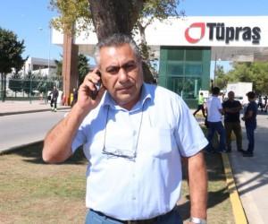 Tüpraş Rafinerisindeki patlamanın ardından