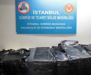 (ÖZEL HABER) Atatürk Havalimanı'da yılan ve timsah derisi yakalandı