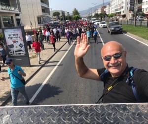 """Gazeteci Ufuk Kekül'e """"basın yoluyla hakaret suçundan"""" 5 yıl hapis cezası verildi"""