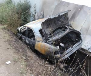 Trabzon'da Gürcü plakalı araç kaza yaptı: 1 ölü, 3 yaralı