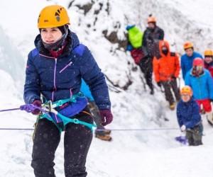 Kaya Tırmanış Şenliği'nde feci ölüm