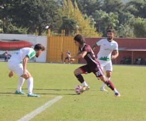 TFF 2. Lig: Hatayspor: 1 - Bodrum Belediyesi Bodrumspor: 0