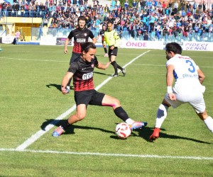 Kütahyaspor: 0 - Eskişehir Kurtuluşspor: 1