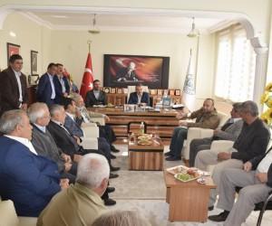 AK Parti'den Kırıkkale'nin ilçelerinde temayül yoklaması