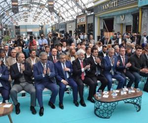 İnegöl MODEF EXPO 2017 kapılarını açtı