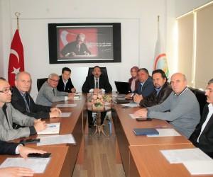 Tarımsal Yayım ve Danışmanlık İl Teknik Komite Toplantısı yapıldı