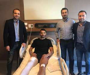 Fenerbahçe maçında sakatlanan Aytaç Kara menisküs ameliyatı oldu