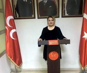 MHP Kayseri Kadın Kolları Başkanı Serap Şule Kalın: