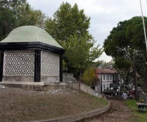 """Tokat'ta """"Erzurumlu Emrah"""" Türbesi restore ediliyor"""