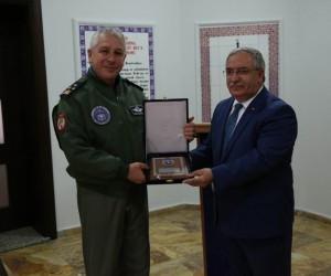 Korgeneral Ziya Cemal Kadıoğlu Kütahya'da