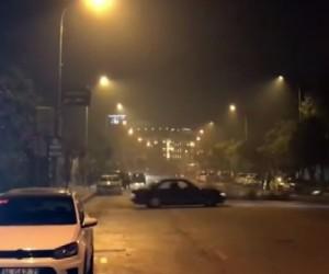 Bağdat caddesinde, yaşanan kazalara rağmen drift terörü devam ediyor