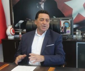 Niğde Esnaf ve Sanatkarlar Kredi ve Kefalet Kooparatifi Başkanı Fahri Eker: