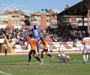 TFF 2. Lig: Hatayspor: 3 - Etimesgut Belediyespor: 0