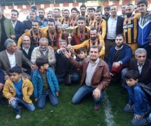 Malatya İlçeler Arası Kardeşlik Süper Kupası Turnuvası sona erdi