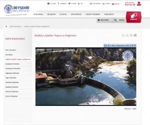 Leylekler Tepesi'nin misafirleri internetten canlı izlenecek
