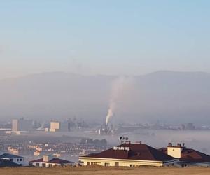 İnegöl hava kirliliğinde ilk 5 içinde