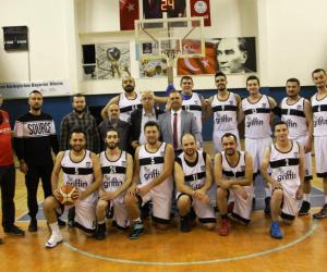Gençlergücüspor Basket liginin ilk maçını farklı kazandı