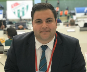 Huzeyfe Özdemir DHA Bursa Bölge Müdürü oldu