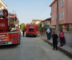 Kemalpaşa Mahallesi'nde yangın