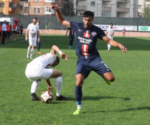 İnegölspor, Trabzon'dan eli boş dönüyor
