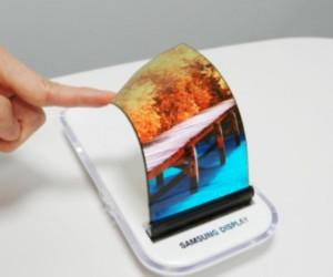 Samsung'un katlanabilir telefonu Galaxy X ortaya çıktı!