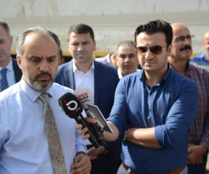 Ahmet Bayhan'a Bursa'da önemli görev