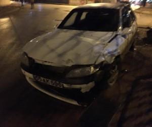 Hamidiye Mahallesinde Kaza 1 Yaralı