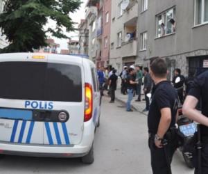 Çevik polis İnegöl'den geri çekildi