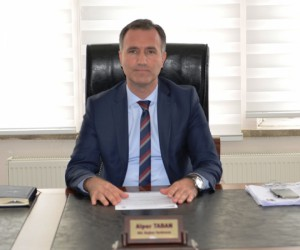 İnegöl'ün yeni başkanı Alper Taban