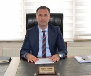 İnegöl'ün yeni belediye başkanı Alper Taban kimdir ?