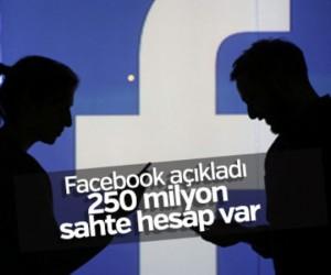 Facebook sahte hesap sayısını açıkladı