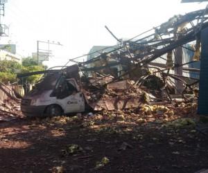 Sağlık Bakanlığından Bursa'daki patlama için açıklama