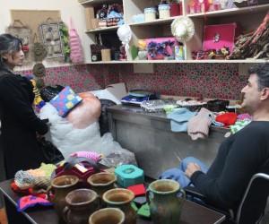 Vali eşi Dr. Çiğdem Şimşek Toplum Ruh Sağlığı Merkezini ziyaret etti