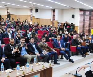 KTB Başkanı Çevik'ten genç ziraatçılara tavsiyeler