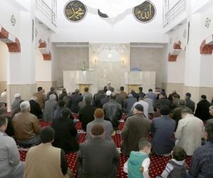 15 Temmuz Şehitler Camisi'nde ilk namaz kılındı