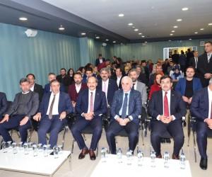 Balıkesir'de Belediye Başkanlığı için temayül yoklaması yapıldı