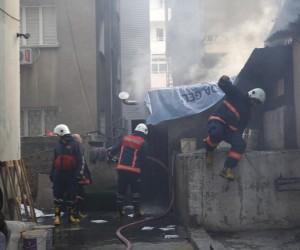 Mersin itfaiyesinden vatandaşlara yangın ve zehirlenme uyarısı
