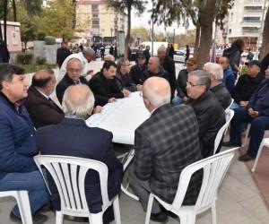Başkan Ergün'den Aygül ailesine taziye