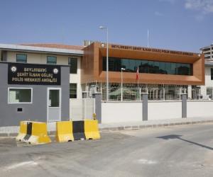 Şehit İlhan Güleç Polis Amirliği binası hizmete girdi