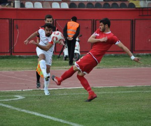 TFF 3. Lig 3. Grup UTAŞ Uşakspor: 1 - Ankara Adliyespor: 1