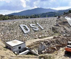 Karpuzlu Şenköy Göleti tamamlandı