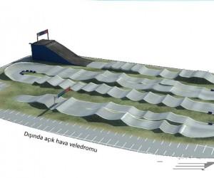 Sakarya'ya 'Bisiklet Adası' kuruluyor
