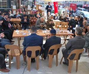 Şehit Polis Taşdemir anısına lokma hayrı