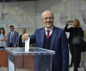 Zekai Kafaoğlu, Balıkesir Büyükşehir Belediye Başkanlığı'na seçildi