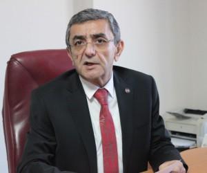 """İYİ Parti Kırşehir İl Başkanı Müfit Göçen: """"Cumhuriyetin değerlerini koruma yolundayız"""""""