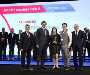 Ersa'ya Design Turkey 2017'den 'İyi Tasarım' ödülü