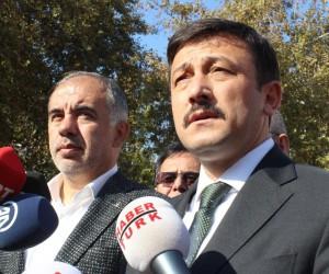 AK Partili Dağ, Alperen'in ilk duruşmasına katıldı